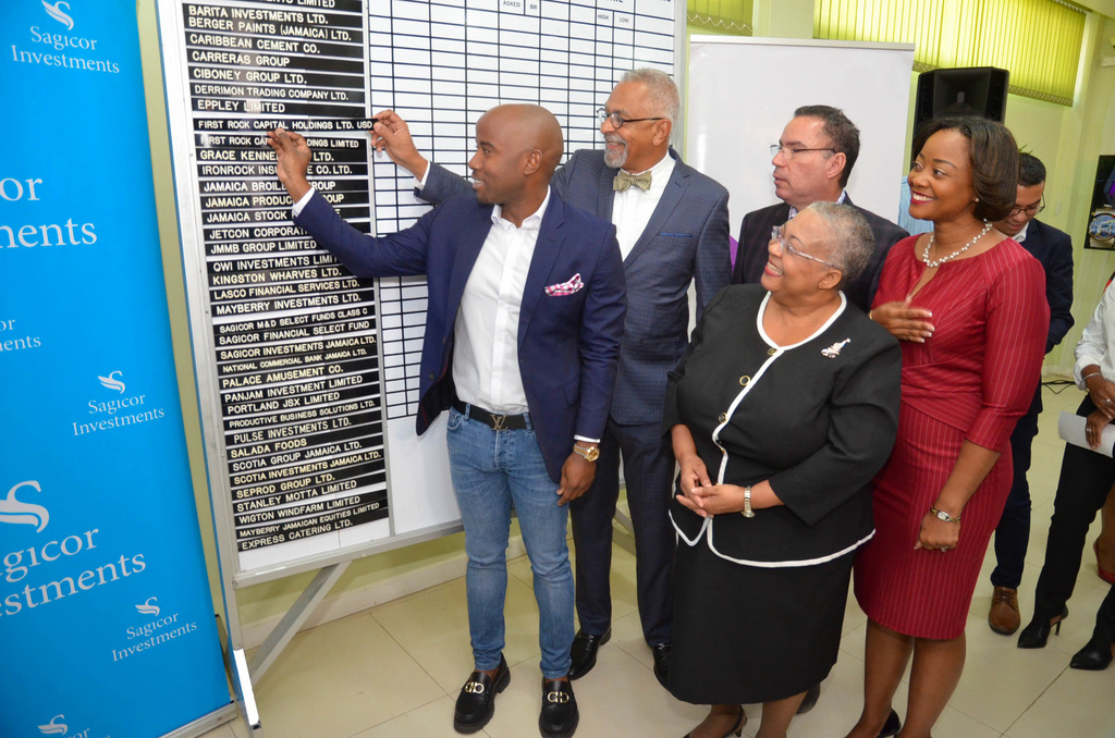 First Rock Capital, led by CEO Ryan Reid listed on February 21, 2020 after raising US$9 million class A shares and J$580.84 million Class B shares via its Initial Public Offer (IPO).