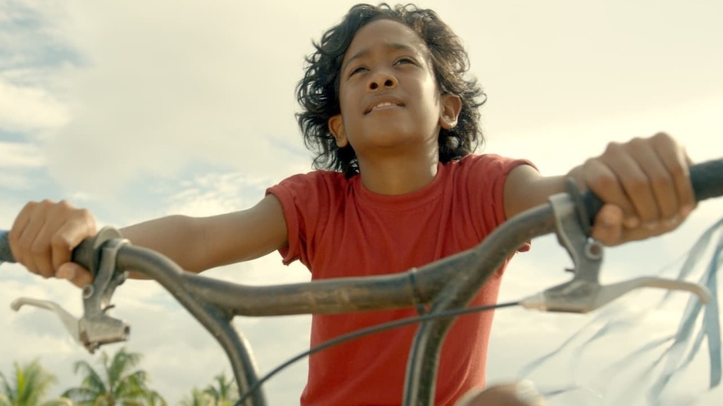 A still from the Surinamese film Wiren.