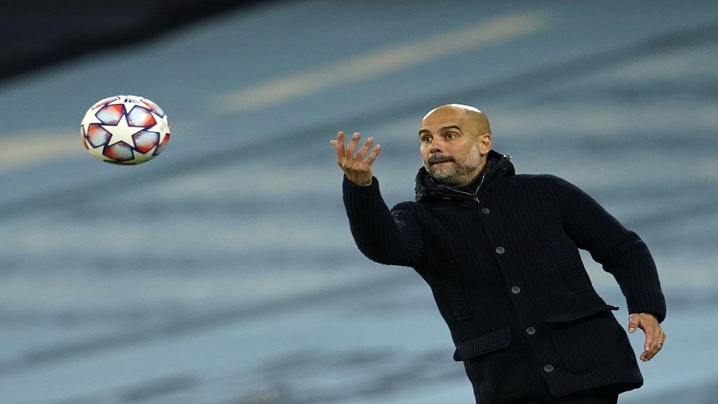 Manchester City's head coach Pep Guardiola. (AP Photo/Dave Thompson, FILE).