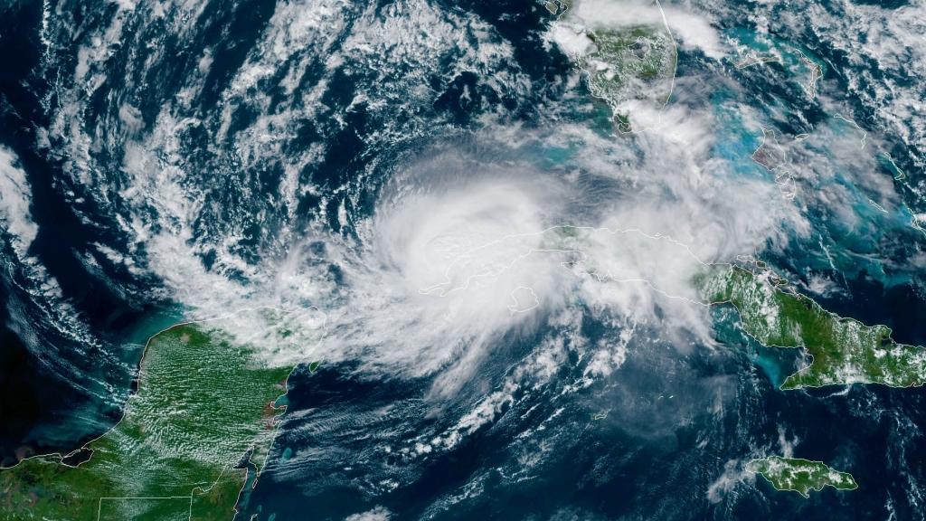 Photo: US Hurricane Centre