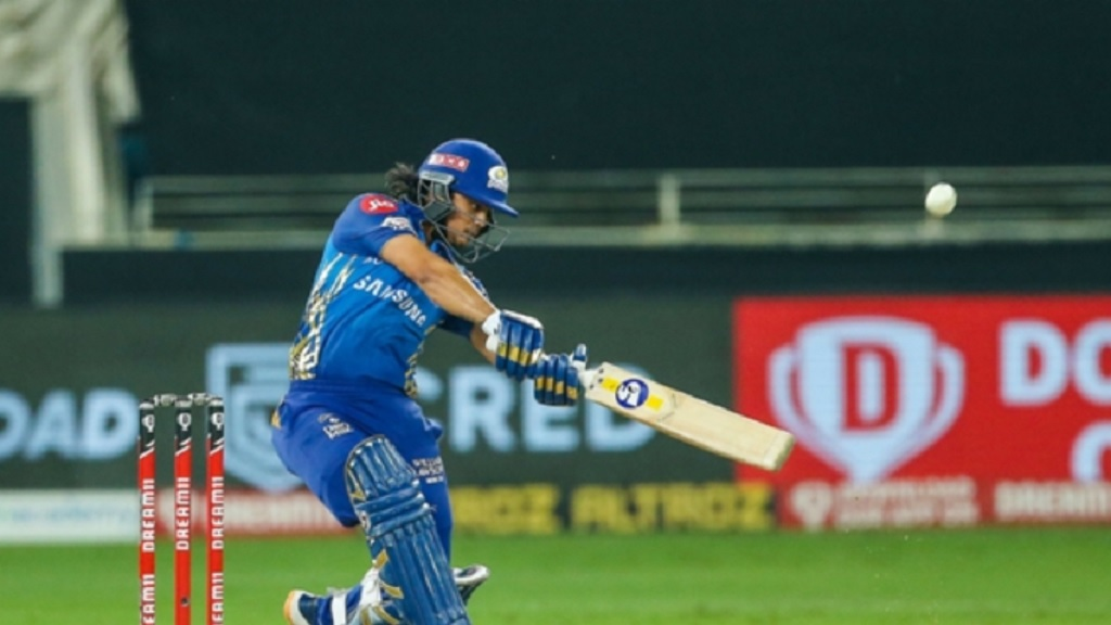 Ishan Kishan scored an undefeated 33 to lead Mumbai Indians to  a record-extending fifth Indian Premier League (IPL) title.