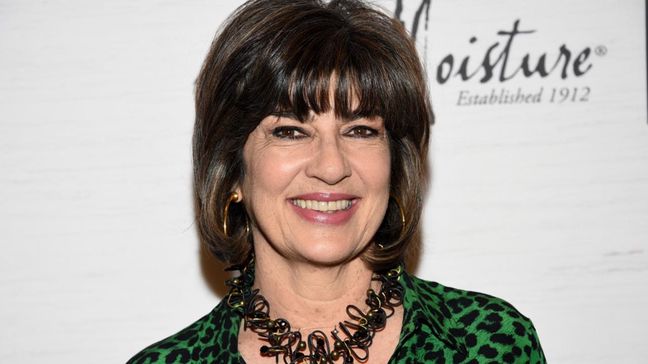 Honoree Christiane Amanpour attends Variety's Power of Women in New York on April 5, 2019.  (Photo by Evan Agostini/Invision/AP, File)
