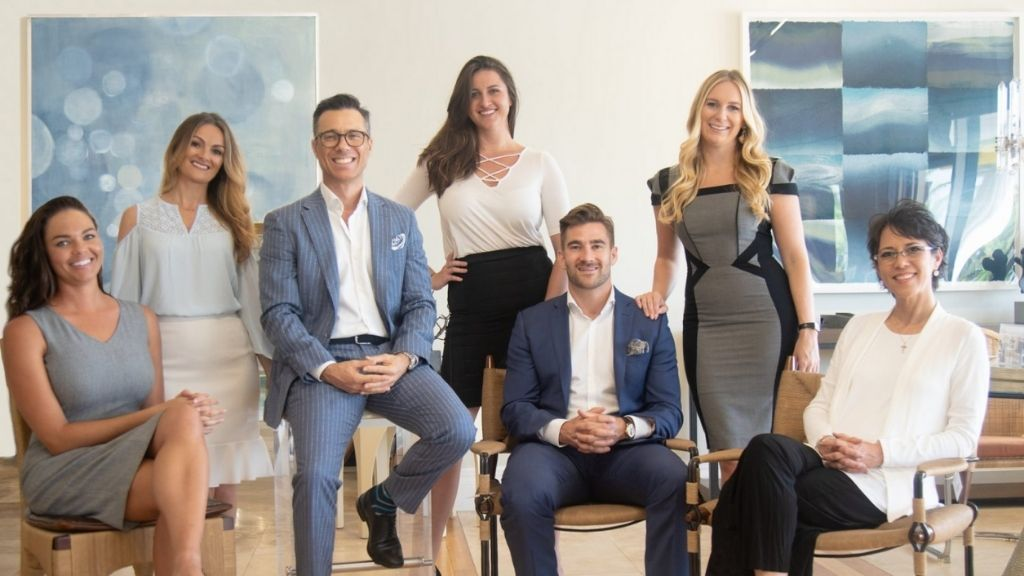 The team at Property Cayman; Image source: company website