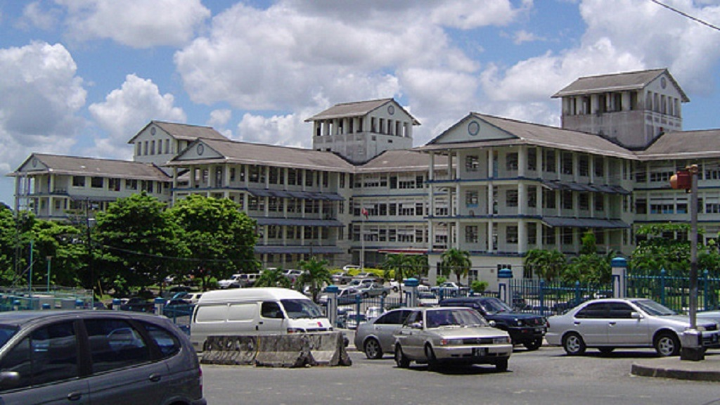 The San Fernando General Hospital