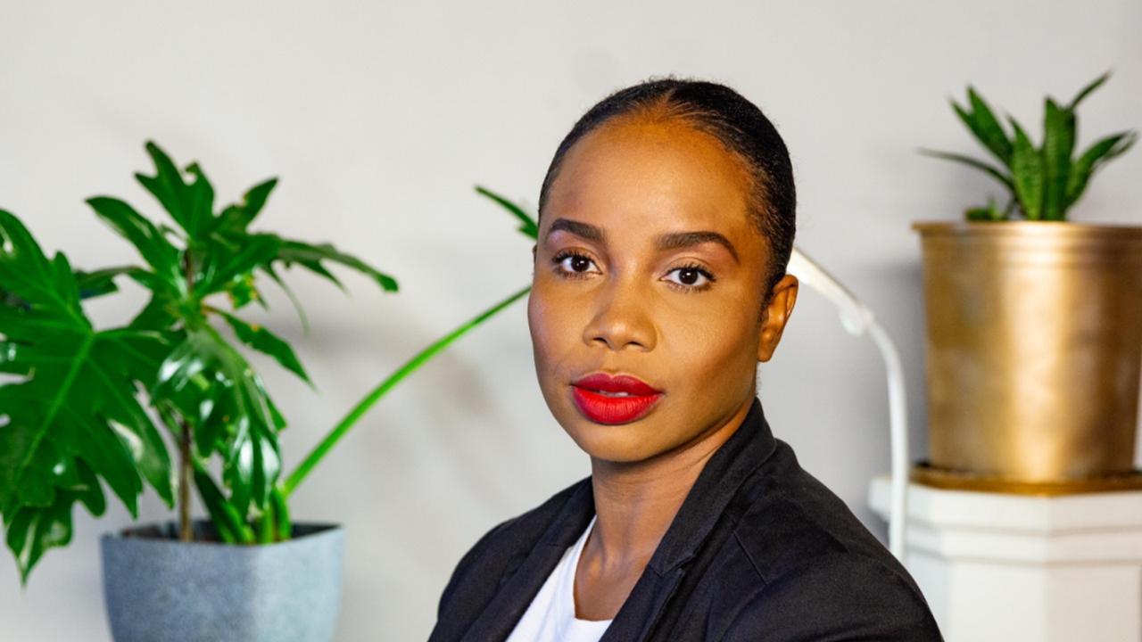 Lyndel Paris, Dominican entrepreneur. (Photo: Nadja Odi Thomas)