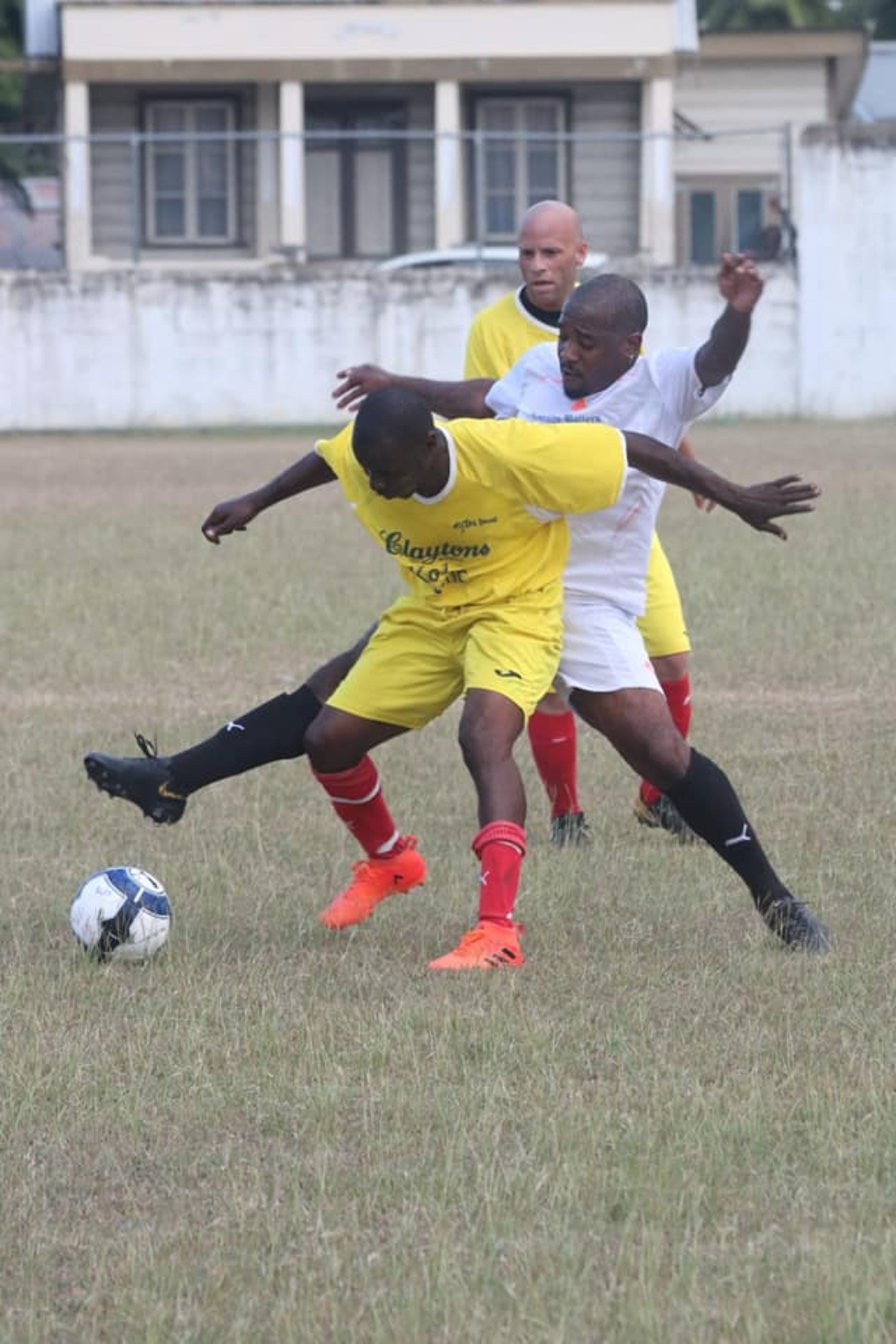 Three semifinal spots will be up for grabs this weekend in the Old Boys League Champions Cup