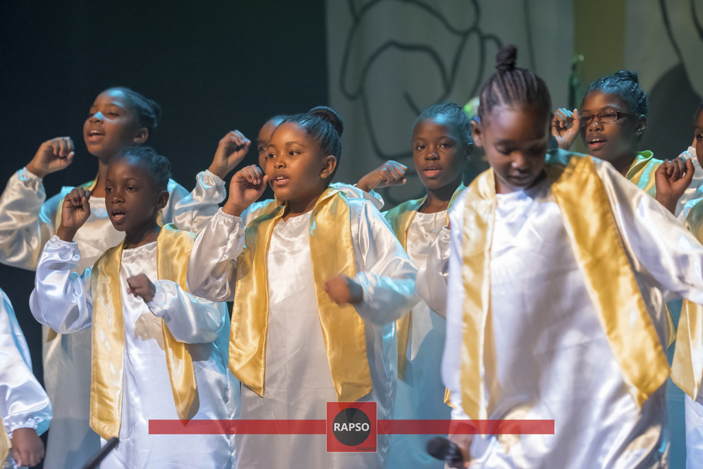 Pupils of Barataria Anglican School perform in A Alma Brasileira, staged in 2018 by the Brazilian Studies Section of the Department of Modern Languages and Linguistics at the UWI, St Augustine, to mark Black Consciousness Day (O Dia da Consciência Negra), which is celebrated annually in Brazil on November 20.  Photo courtesy Rapso Imaging Ltd/ Black Consciousness Festival: Pride, Power, Practice.