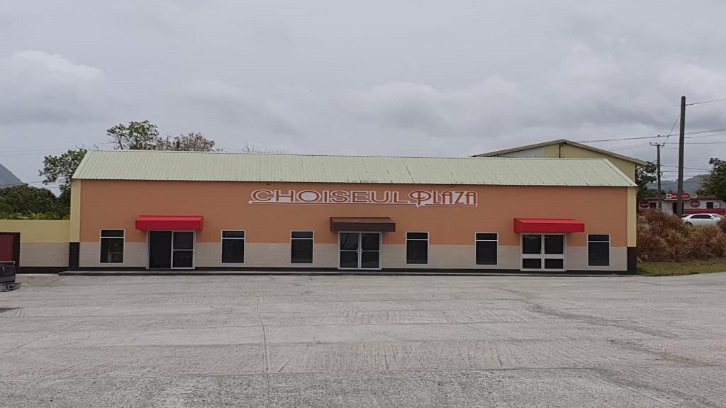 Choiseul Plaza