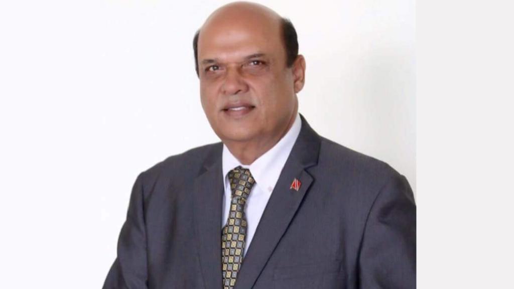 Former Tertiary Education Minister, Fazal Karim