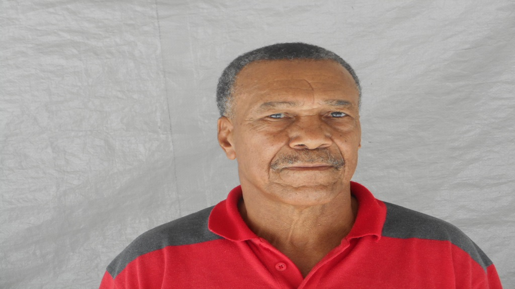 Richardson Jn Baptiste, president of the of the Choiseul Fisheries Cooperative Society Ltd
