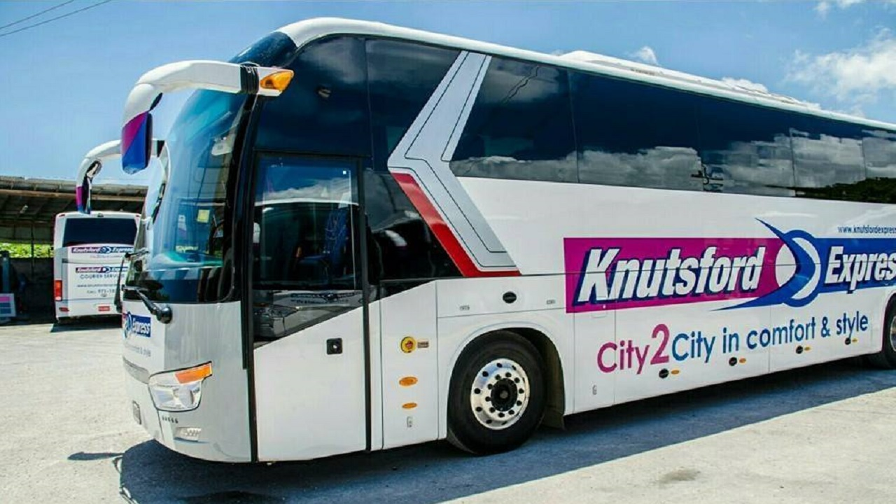 The luxury transportation company, Knutsford Express is diversifying in the face of COVID-19.
