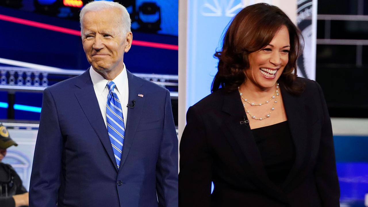 President-elect Joe, Biden and Vice President-elect, Kamala Harris