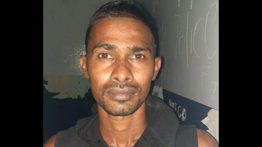 Photo: Nandram Khanai, courtesy Trinidad and Tobago Police Service.
