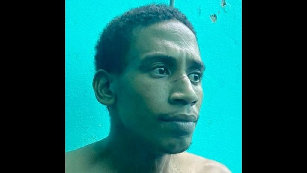 Photo: Jaleel Ashton, courtesy Trinidad and Tobago Police Service.
