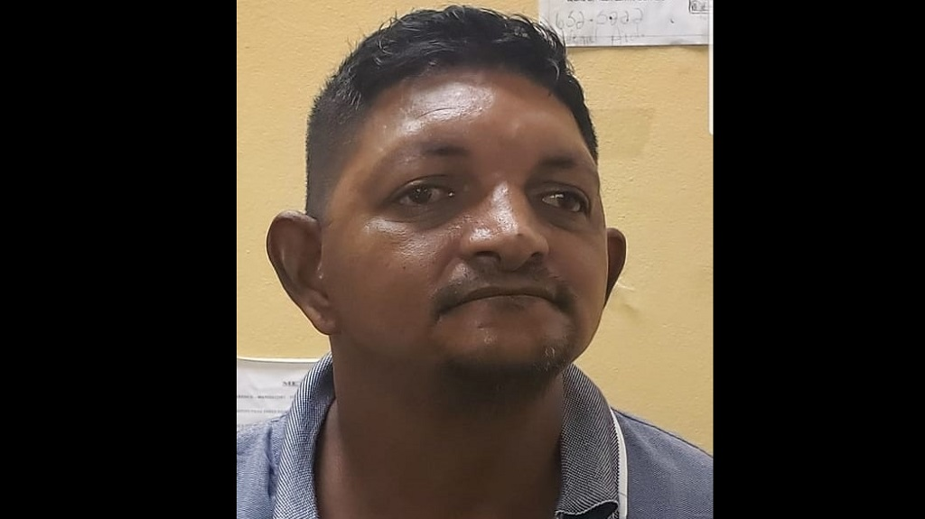 Photo: David Balkaran was charged with making a false police report. Photo: TTPS.