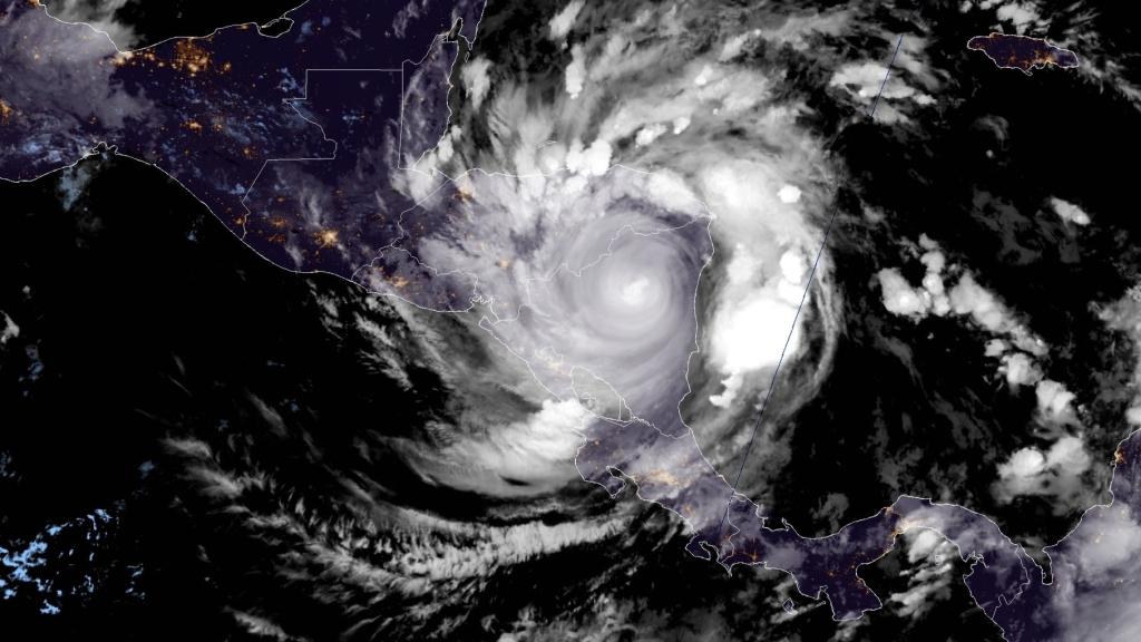 Photo: US National Hurricane