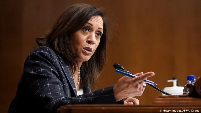 US Vice President-elect, Kamala Harris