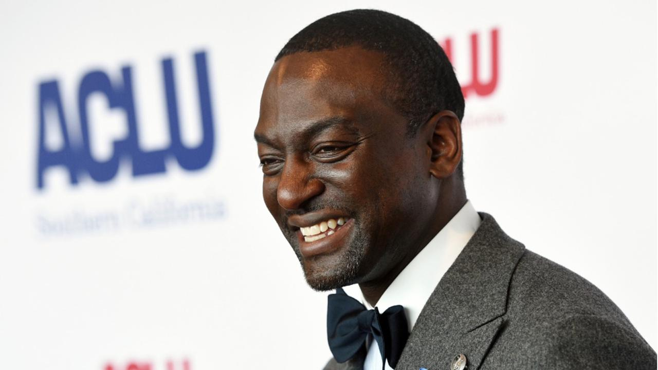 Honoree Yusef Salaam poses at the ACLU SoCal's 25th Annual Luncheon in Los Angeles on June 7, 2019. (Photo by Chris Pizzello/Invision/AP, File)