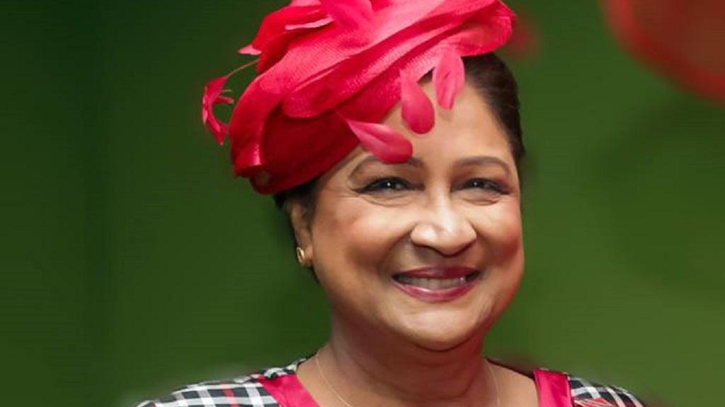 File photo: Opposition Leader Kamla Persad-Bissessar