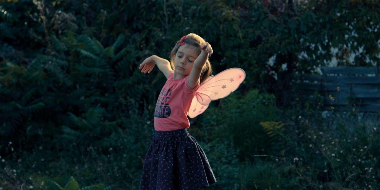 Sasha, 7 ans. Image extraite de « Petite fille », de Sébastien Lifshitz. AGAT FILMS ET CIE