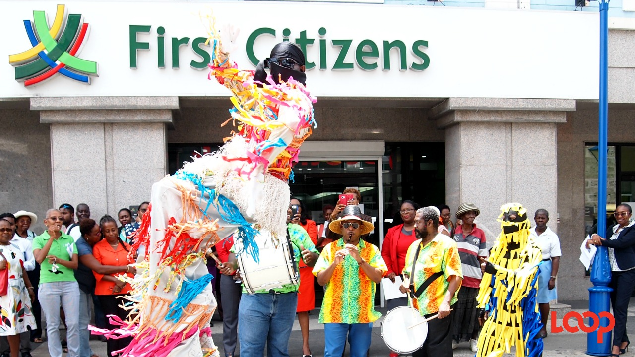 Grand Kadooment launch along Broad Street (FILE)