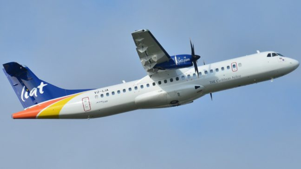 LIAT flight (FILE)