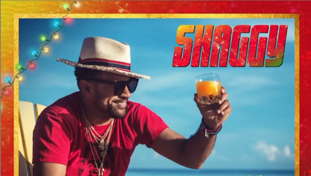 Shaggy's Christmas Album, Christmas in the Islands drops on November 20.