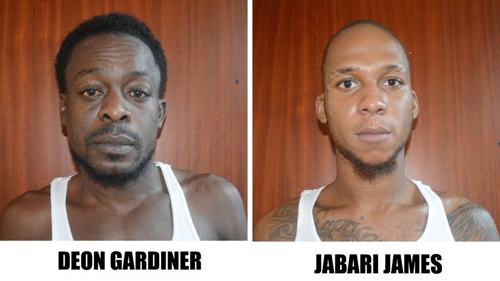 Photos courtesy Trinidad and Tobago Police Service.
