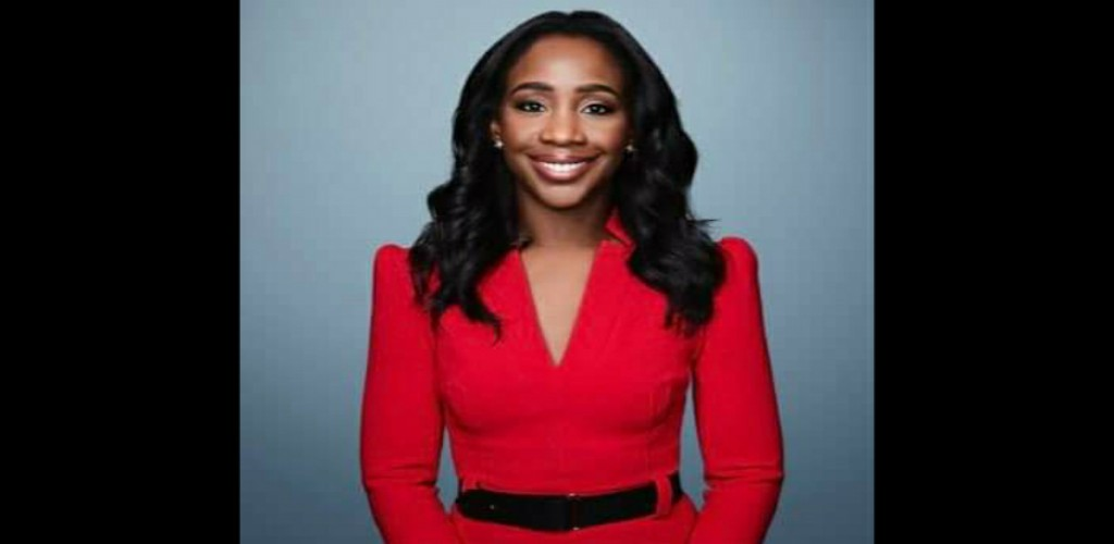 CNN White House correspondent Abby Phillip has been praised for her professionalism in covering the 2020 United States Presidential Election. Phillip, 31, is of Afro-Trinidadian descent. (Photo: CNN)