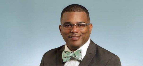 Bermuda education minister Diallo Rabain. (Photo via gov.bm)