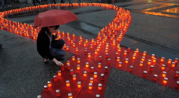 Journée mondiale du sida / Photo AFP