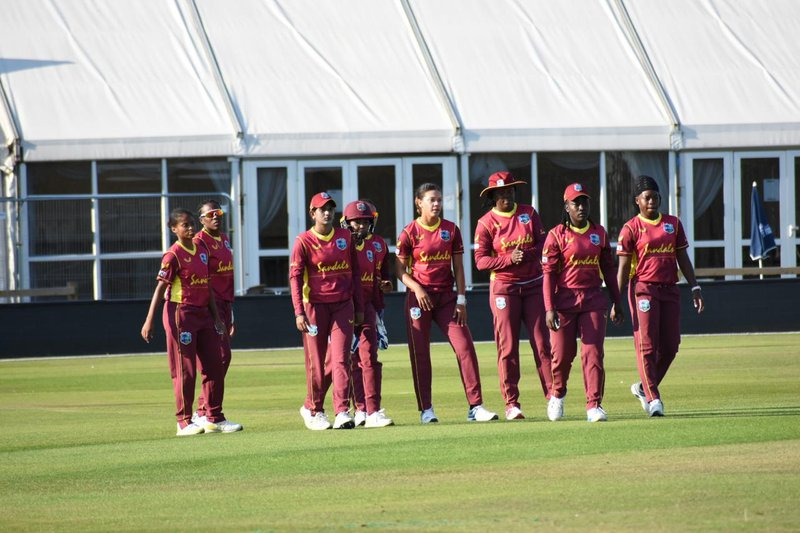 The West Indies women's and men's teams toured England during the COVID-19 pandemic. (Photo credit - Cricket West Indies)
