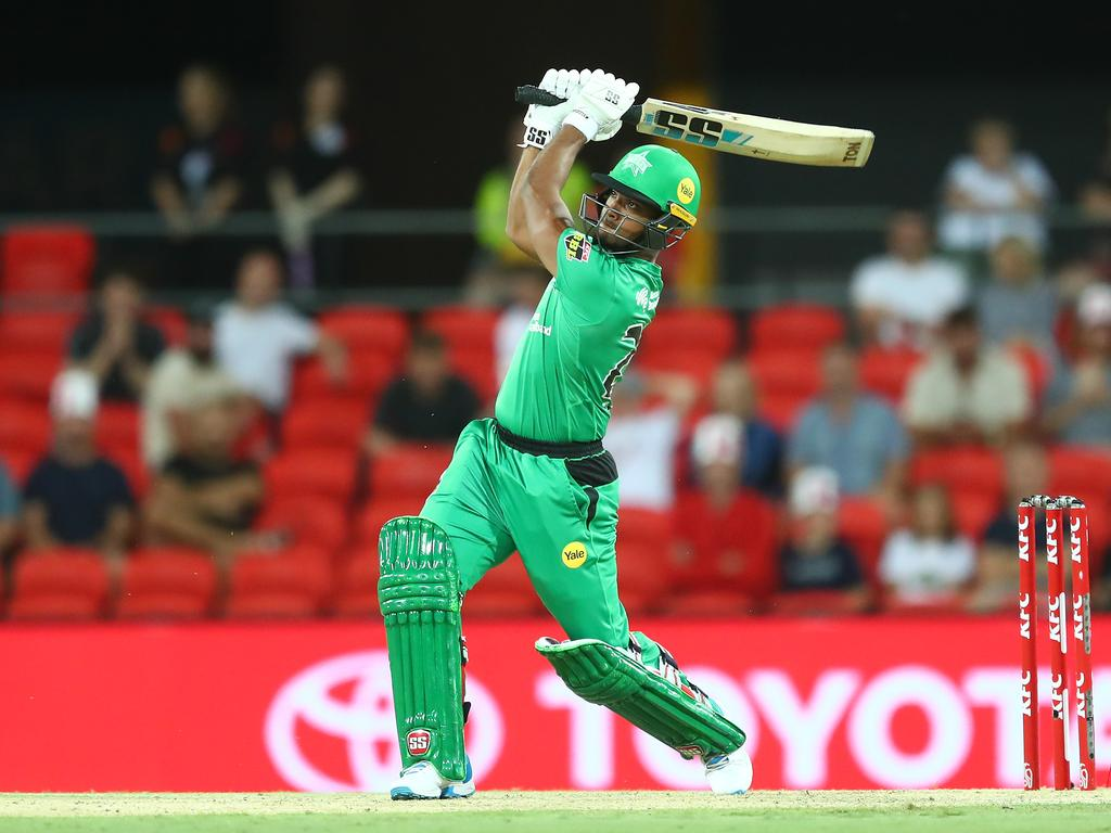 BBL 2020-21: Sydney Sixers register narrow win over Melbourne Stars