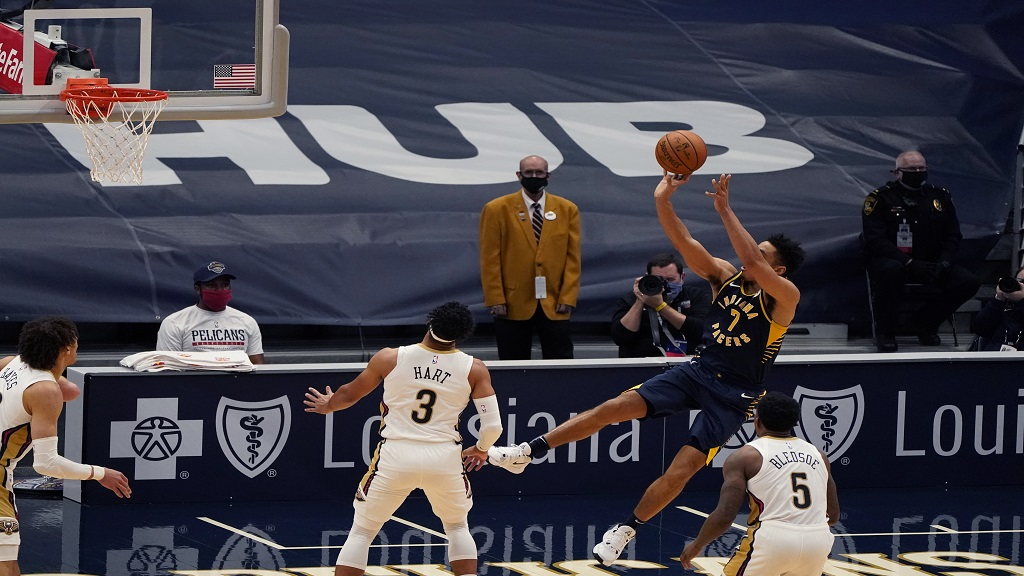 Brogdon hits overtime winner for Pacers while 76ers keep soaring | Loop News