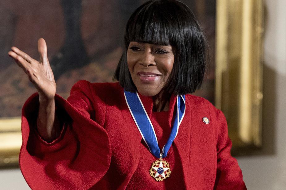 L'actrice emblématique Cicely Tyson — En images