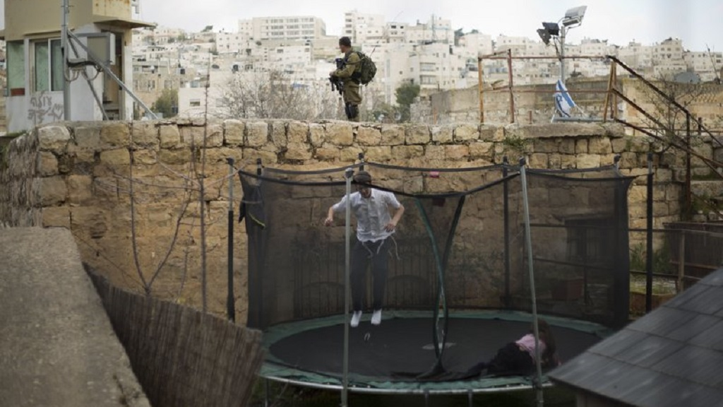 UK statement on Israeli settlements, January 2021