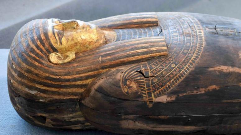 Les trésors de la nécropole de Saqqarah — Égypte
