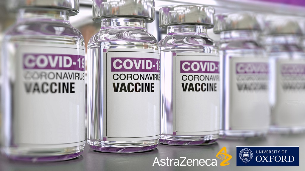 Oxford-AstraZeneca vaccine 'slows transmission of coronavirus', researchers find