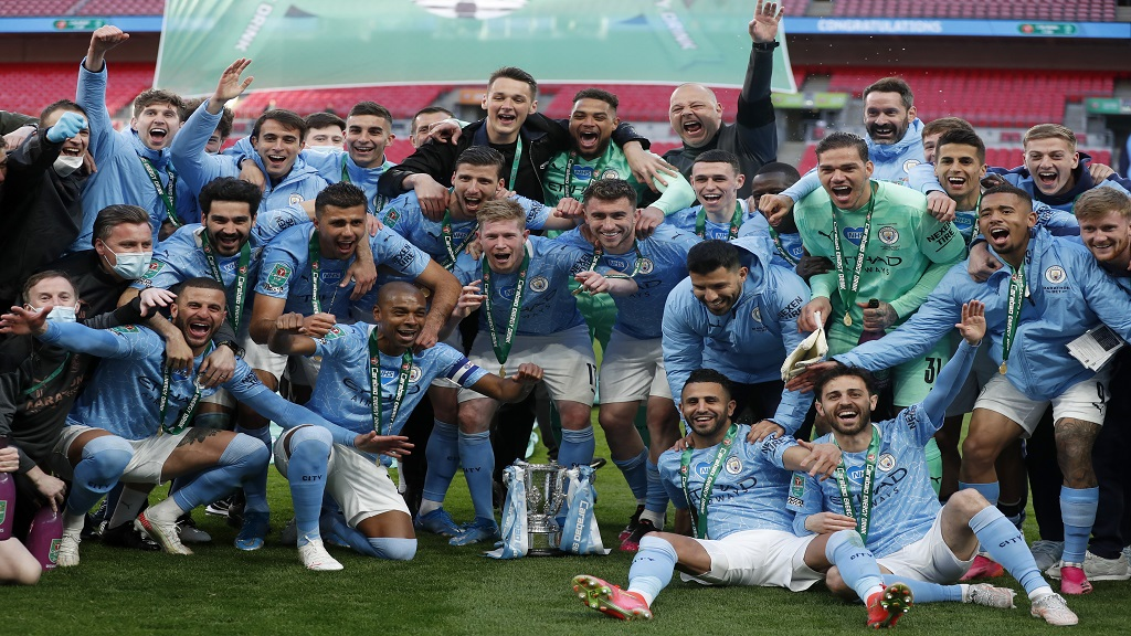League Cup Secured For Treble Chasing Manchester City Loop Trinidad Tobago