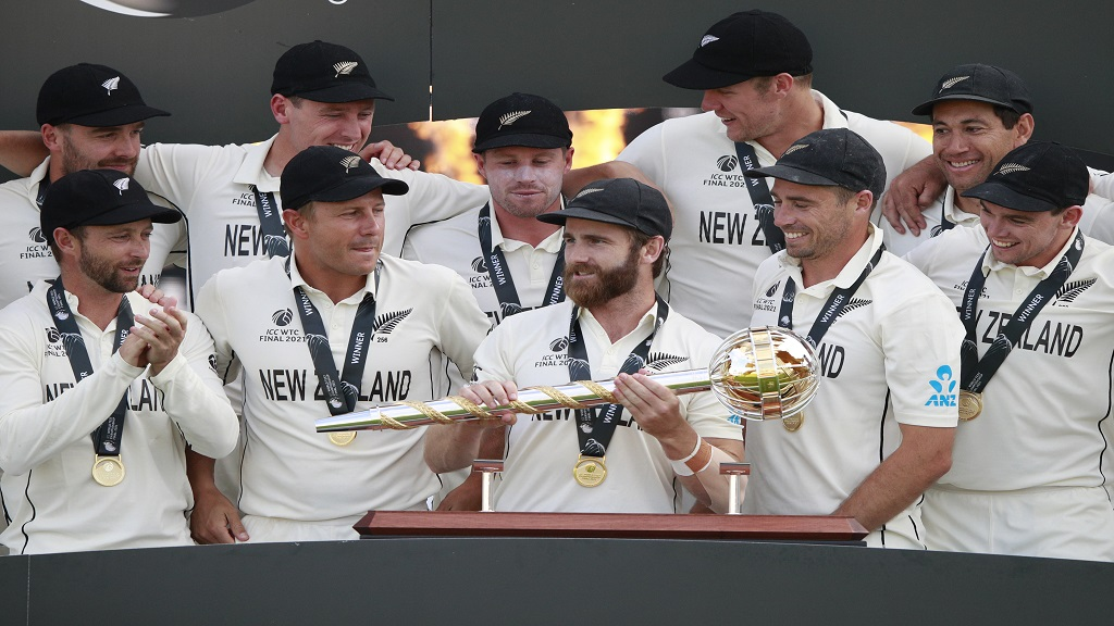 New Zealand's triumph in a final to remember