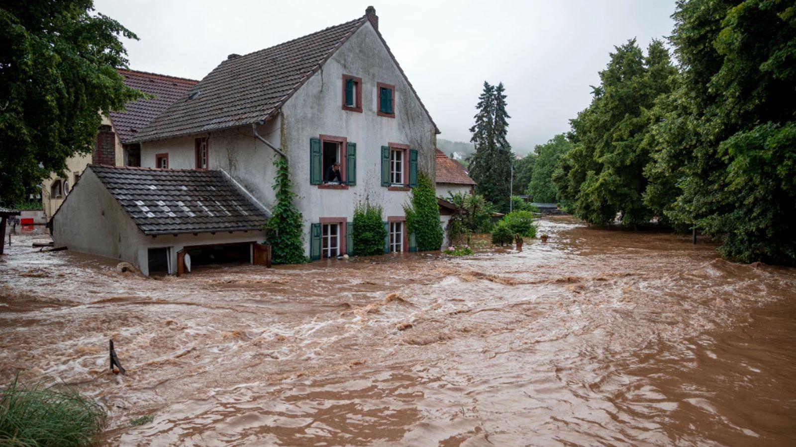 More than 20 dead, dozens missing in heavy Europe floods | Loop Trinidad &  Tobago