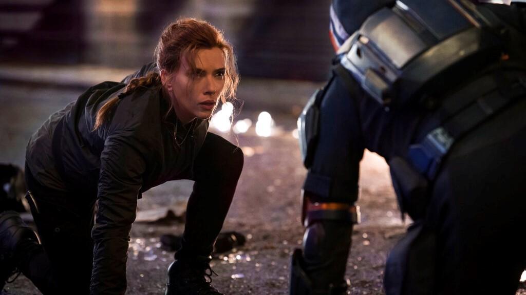 Hot black widow scarlett johansson Scarlett Johansson