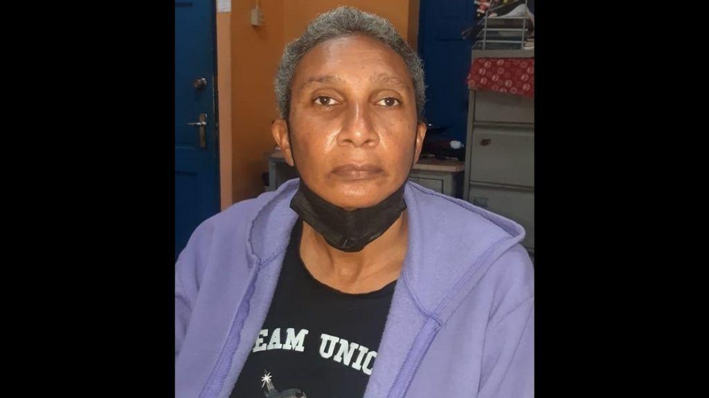 Alicia Bharath,特立尼达和多巴哥警察局报道。