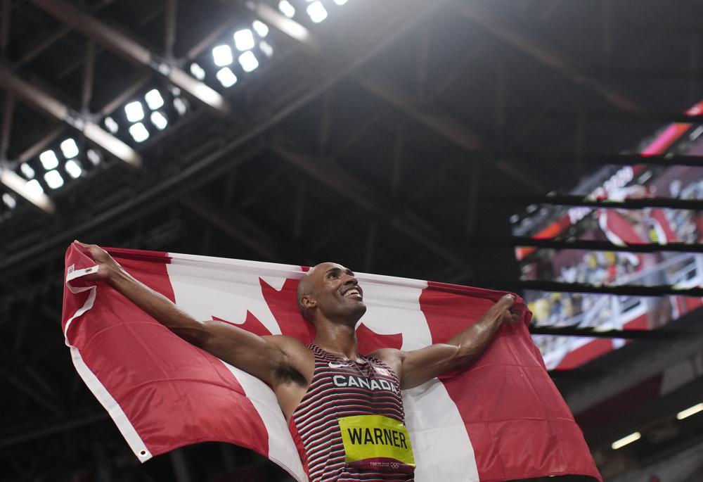 Warner wins decathlon, Thiam defends heptathlon title | Loop Trinidad & Tobago