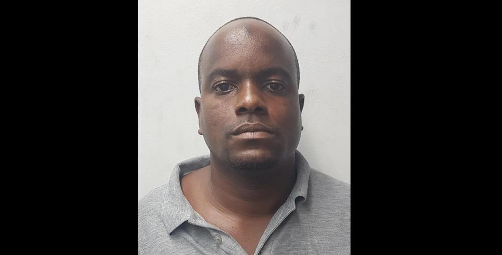 Pictured: Daniel Trudge. Photo provided by the Trinidad and Tobago Police Service (TTOS).