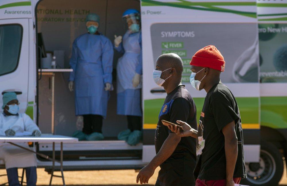 Coronavirus cases in Africa surpass 26000