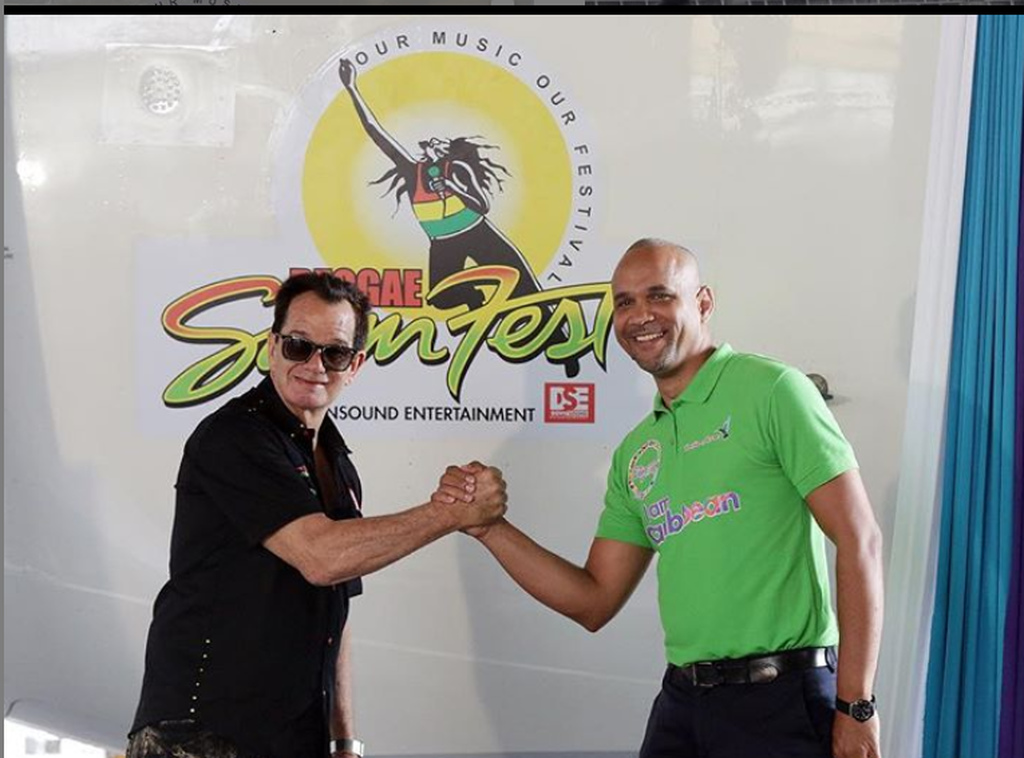 Reggae Sumfest launches in T&T, soca to get main stage spot