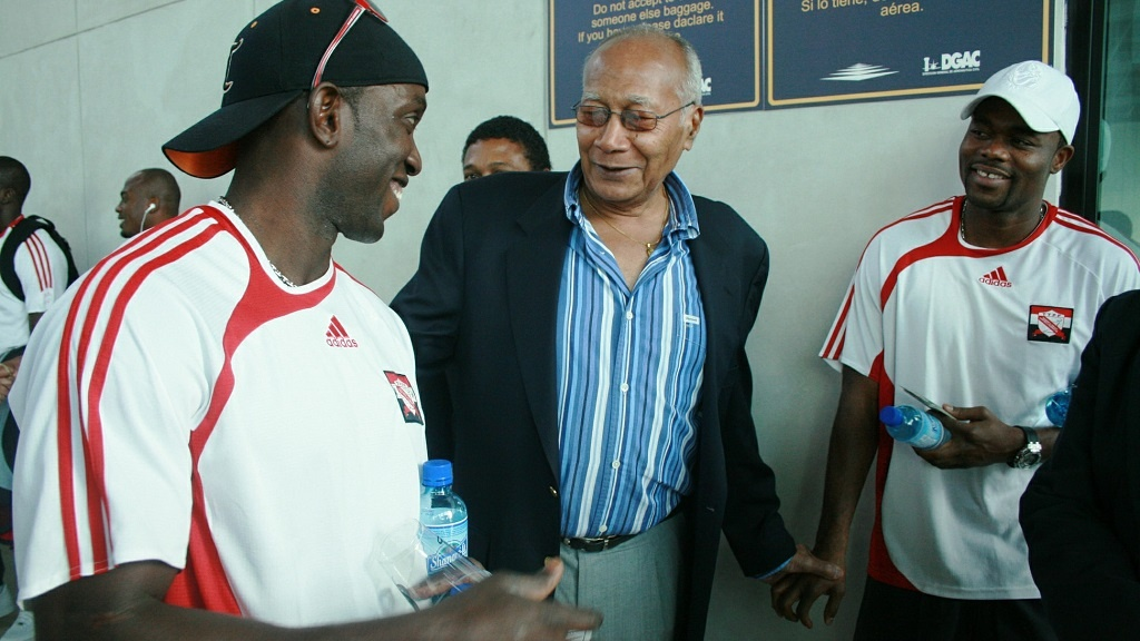 George Maxwell Richards, former Trinidad and Tobago president, dies