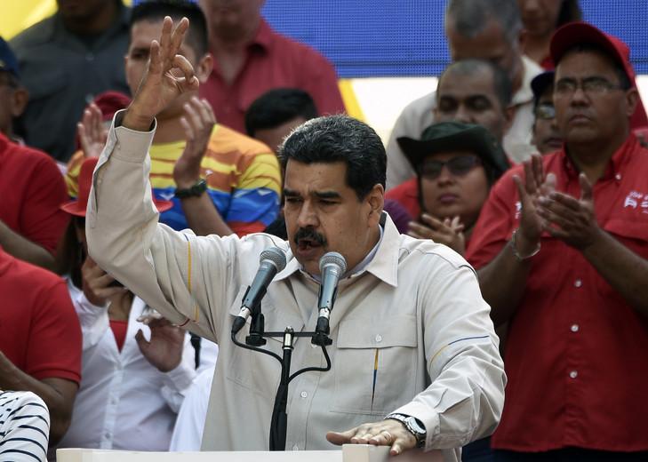 Venezuela : accord Maduro-CICR sur l'envoi d'aide humanitaire