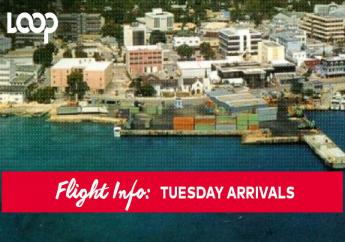 Loop Flight Info: Photo of Grand Cayman (Aerial)